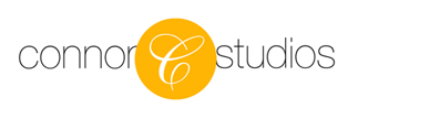 Connor Studios Blog logo