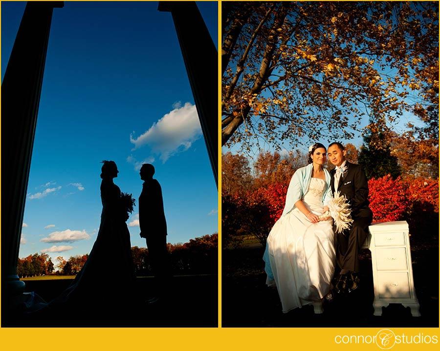 stephanie hoang wedding photography sunset crest