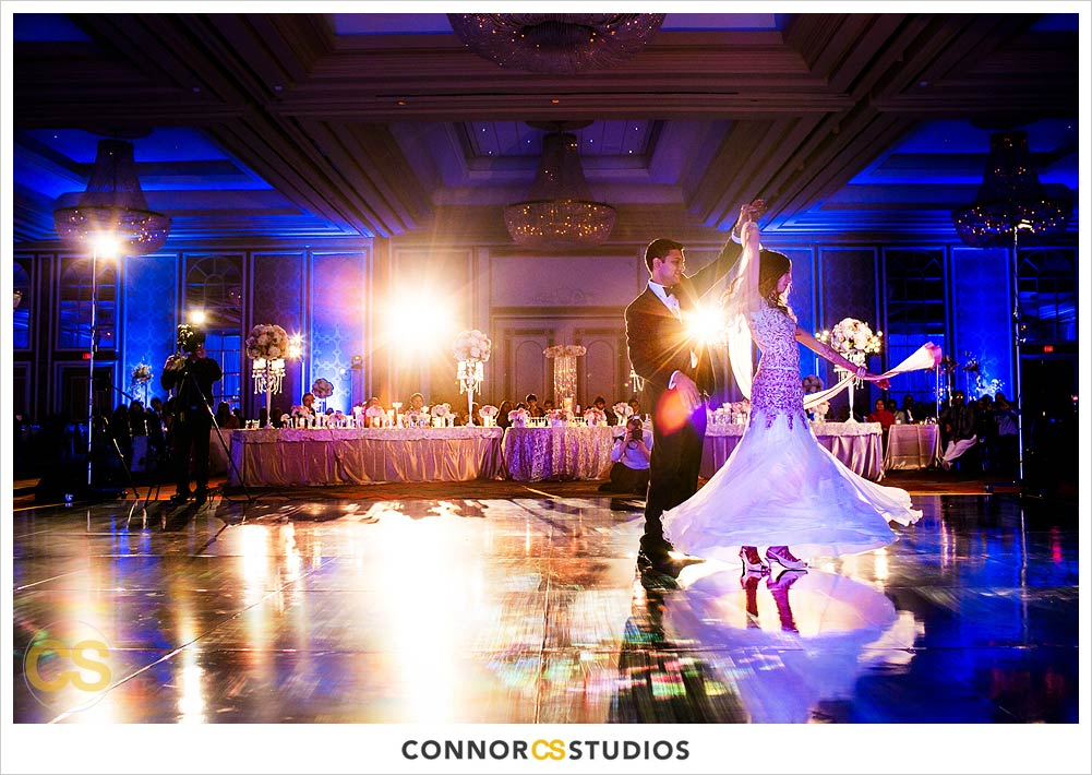 P R Indian Wedding Hilton Anatole Dallas Tx Connor Studios