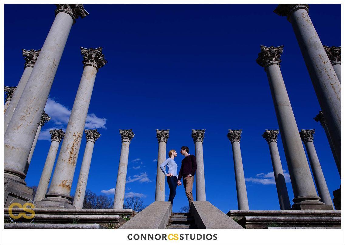 Kerry Max Engagement Photography National Arboretum